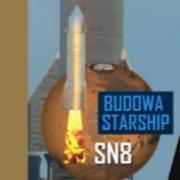 Lot Starship SN8