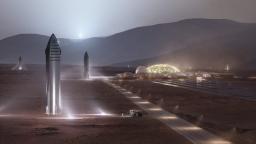 Starship-2019-Mars-base-render-SpaceX-1-1024x576