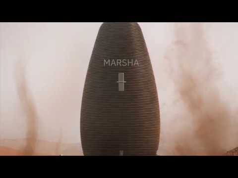AI SpaceFactory - MARSHA - Our Vertical Martian Future - Part One