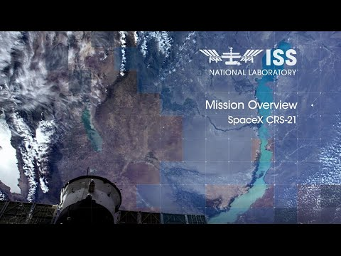 ISS National Lab Overview Video: SpaceX CRS-21