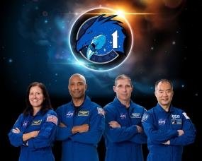 SpaceX Crew-1 już 23 października