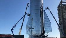 Następny prototyp statku kosmicznego SpaceX prawie ukończony