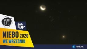 Niebo we Wrześniu 2020 / AstroLife