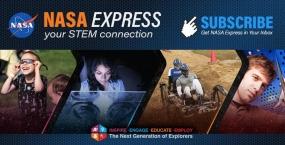 Biuletyn NASA EXPRESS STEM 27 maj 2021