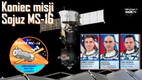 Koniec Sojuz MS-16