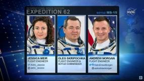 Koniec misji Sojuz MS-15