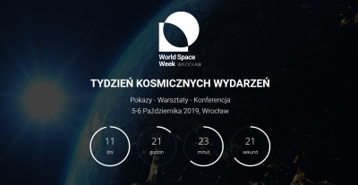 World Space Week Wrocław 5-6.10.2019