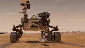 Pierwsze 100 dni łazika Perseverance na Marsie