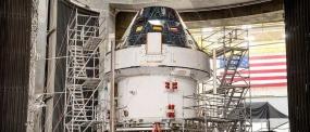Orion gotowy na powrót ludzi w daleką przestrzeń kosmiczną