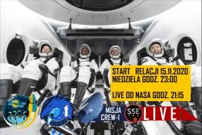 SSE Crew-1 LIVE