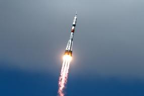 Start misji Sojuz MS-16