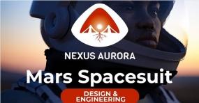 Nowy skafander kosmiczny od Nexus Aurora