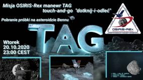 NASA po raz pierwszy pobierze próbki z asteroidy