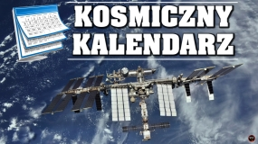 Kalendarz Kosmiczny 31.05-06.06.2021