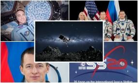 Pracowity tydzień dla NASA