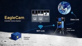 EagleCam pokaże lądowanie Nova-C na Księżycu