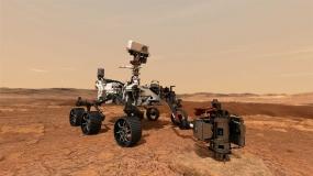 5 marca poznamy imię łazika Mars 2020
