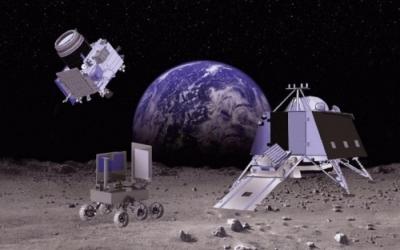 Chandrayaan-2 zbliża się do Księżyca