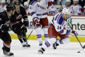 Rangers Look To Head Into Christmas Break With Strong Finish
